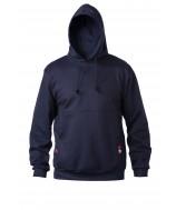 12 oz UltraSoft Fleece Hooded Sweatshirt