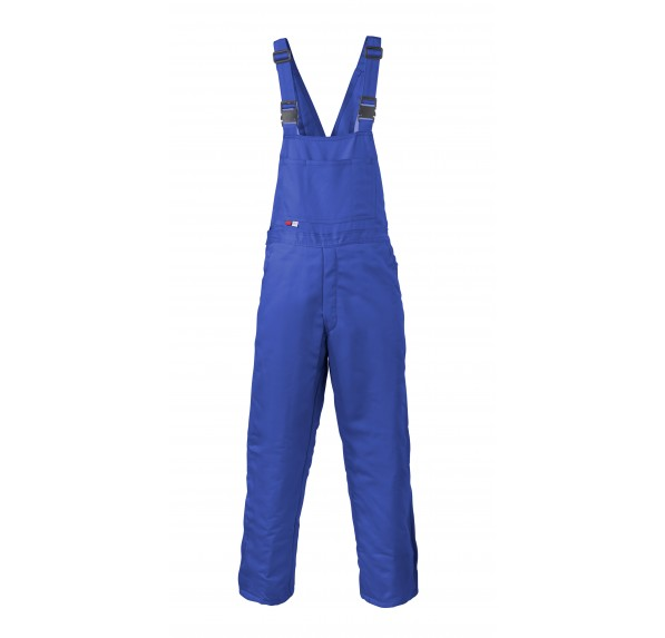9 oz Indura Insulated Bib Overall with 10 oz Moda Quilt Liner