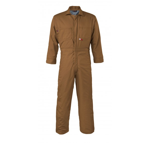 9 oz Indura Insulated Coverall w/10 oz Moda Quilt Liner