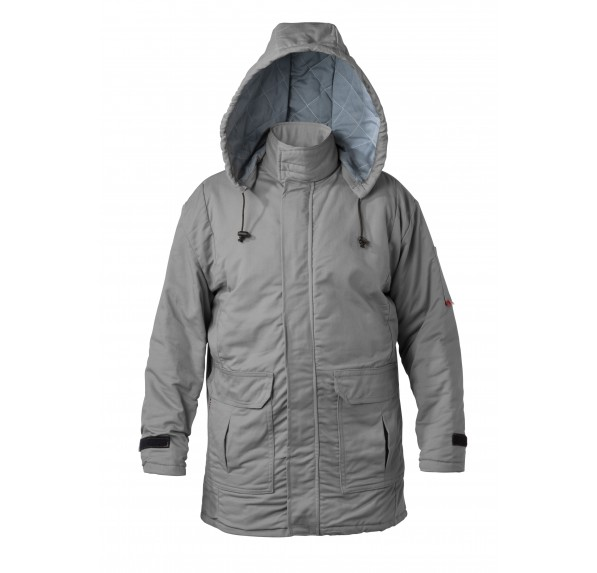 7 oz UltraSoft Insulated Parka w/10 oz Moda Quilt Liner and Detachable Hood