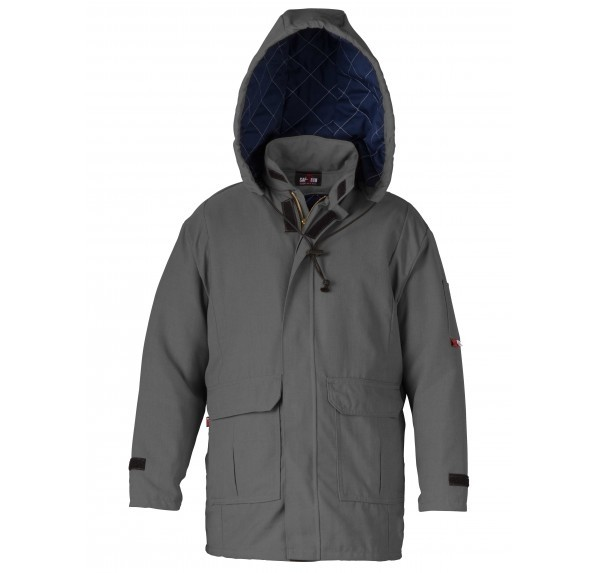 6 oz Nomex IIIA Insulated Parka with 10oz Moda Quilt Liner