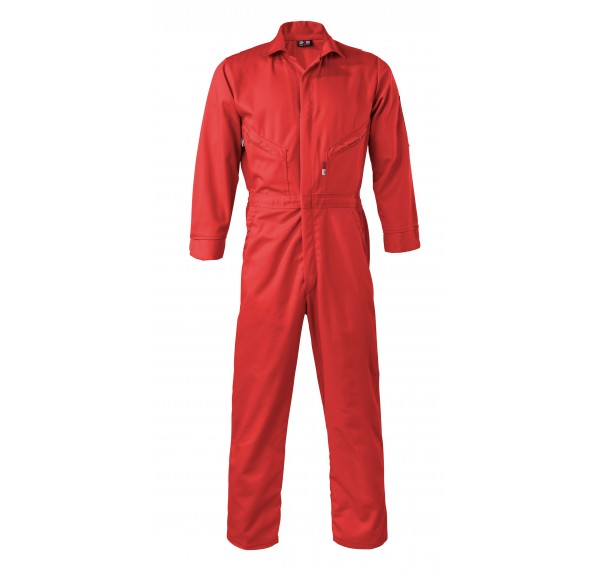 9 oz Indura Zippered Front Oil Field Coverall
