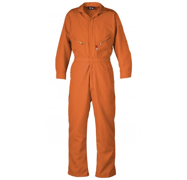 6 oz Nomex IIIA Zippered Front Oil Field Coverall
