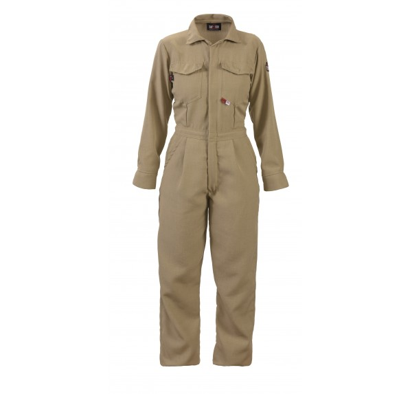 Women's 9 oz Indura Contractor Coverall