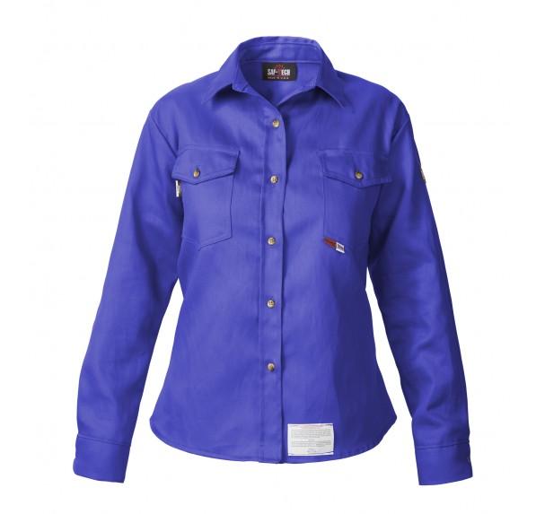Women's 7 Oz Ultrasoft Work Shirt