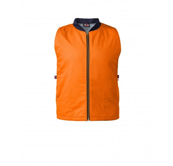 7 oz UltraSoft Insulated Work Vest w/10 oz Moda Quilt Liner.