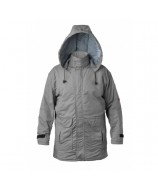 9 oz Indura Insulated Parka W/ 10 Oz Zip In/Zip Out Moda Quilt Liner and Detachable Hood