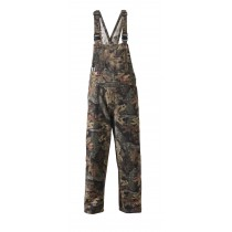 7oz Full Camo UltraSoft Unlined Bib Overall