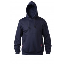 12 oz UltraSoft Fleece Hooded Sweatshirt