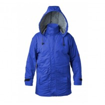 9 oz Indura Insulated Parka W/ 10 Oz Moda Quilt Liner and Detachable Hood