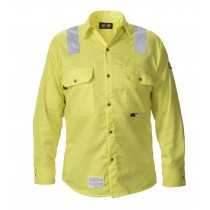 7oz Hi-Vis UltraSoft Work Shirt