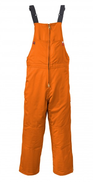 9 oz UltraSoft Deluxe Arctic Insulated Bib Overall with 10 oz Moda Quilt Liner