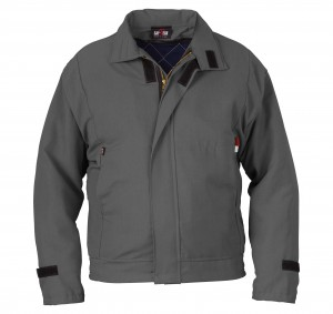 6 oz Nomex IIIA Insulated Work Jacket with 10oz Zip Out Moda Quilt Liner