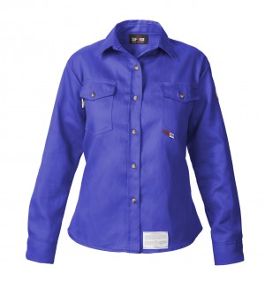 Women's 7 oz Indura Work Shirt