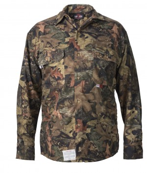7oz Camo UltraSoft Work Shirt